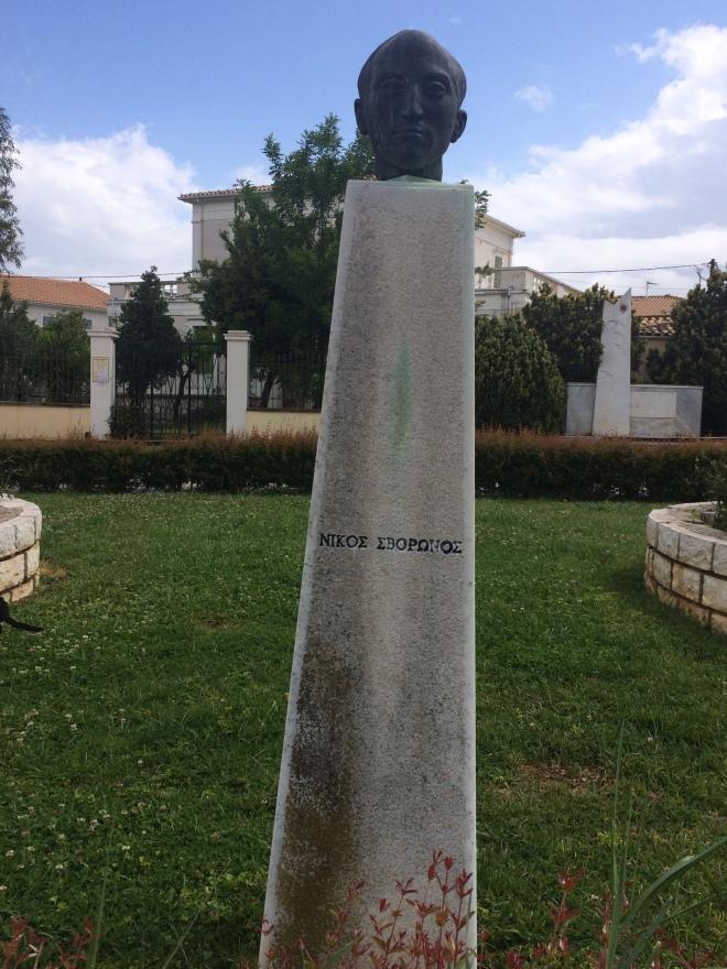 Nikos Svoronou Lefkádian Historian