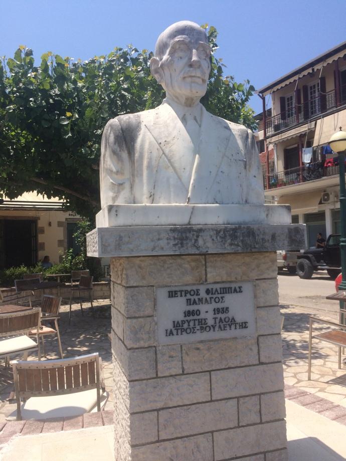 Petros Filipas Panagos doctor