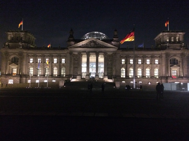 The Reichstag - German parliament