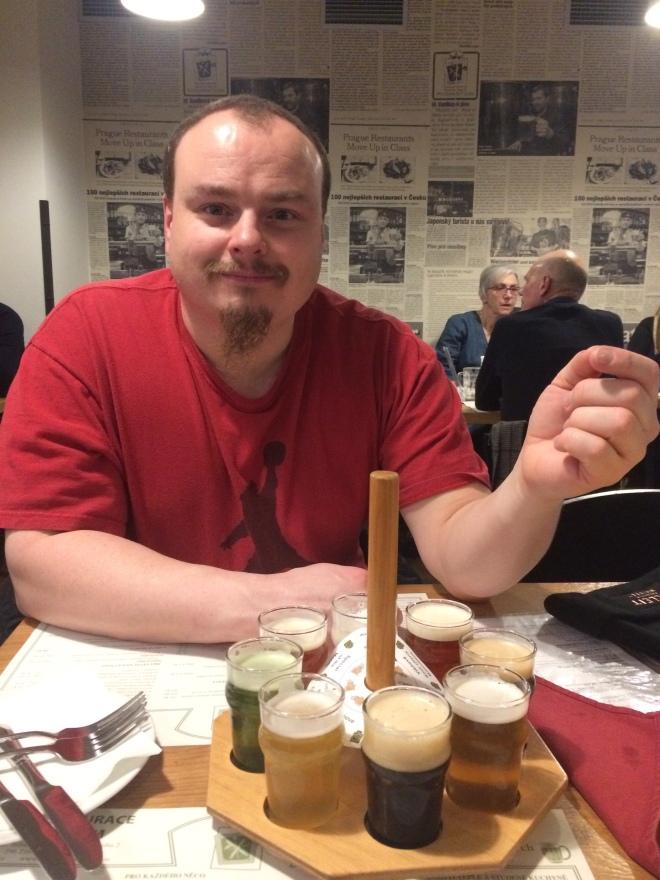 Flavoured beers