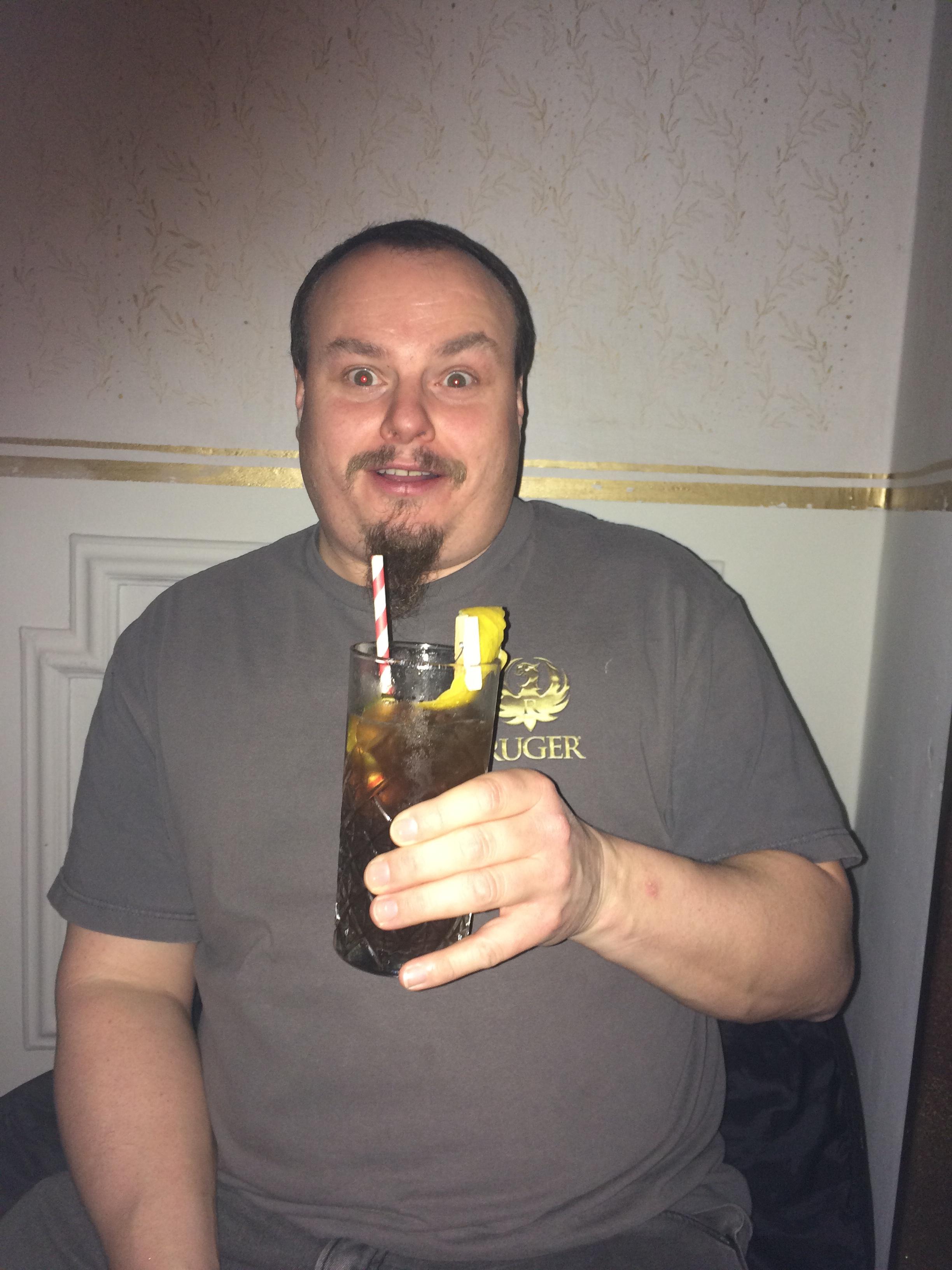 An alchemist cocktail