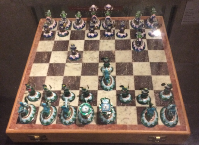 Fancy chessboard