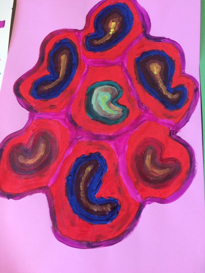 Paisley art